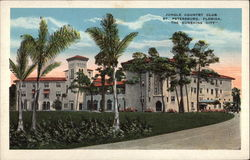 "Jungle Country Club, St. Petersburg - ""The Sunshine City"" Postcard"