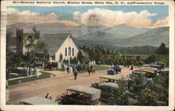 Stickney Memorial Church, and Presidential Range