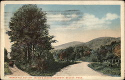 Morey Hill Cut-Off, Jacob's Ladder Roadway