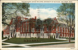 The Michigan League Building, University of Michigan