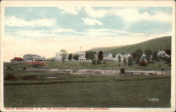 The Waumbeck and Cottages, White Mountains