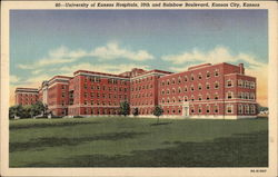 University of Kansas Hospitals, 39th and Rainbow Boulevard