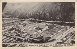 Warner Bros. Studio - Aerial View