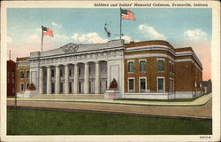 Soldiers and Sailors' Memorial Coliseum