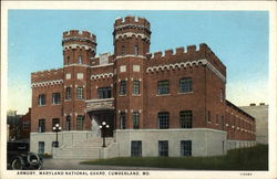 Armory, Maryland National Guard