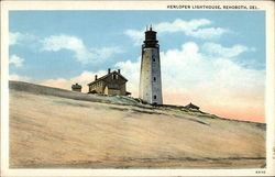 Henlopen Lighthouse