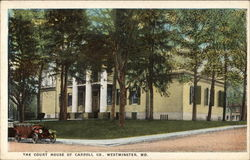 The Court House of Carroll Co