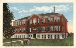 High School in Annapolis, Maryland