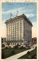 The new Savannah Hotel