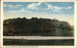 H. P. A. Clausen Pond