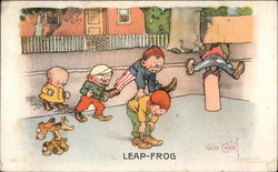 Leap-Frog