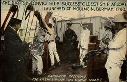"British Convict Ship ""Success"""