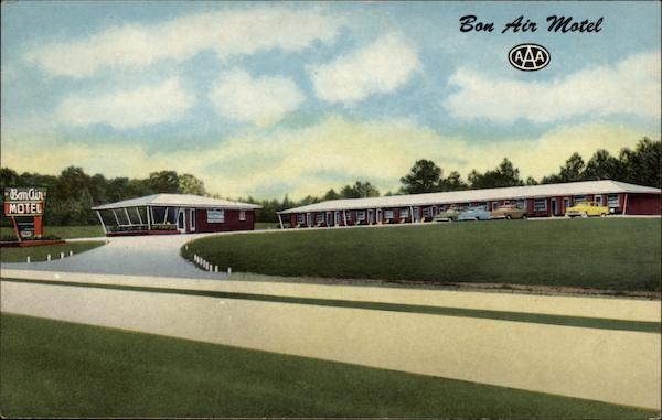 Bon Air Motel Marietta Georgia