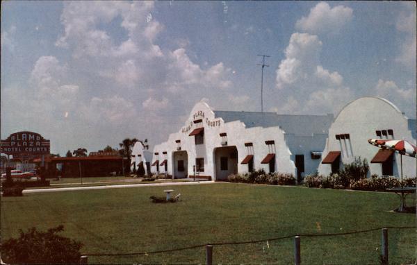 Alamo Plaza Motel - Savannah, Georgia - Hotel & Lodging ...