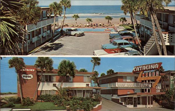 catalina beach motel daytona beach fl. Black Bedroom Furniture Sets. Home Design Ideas
