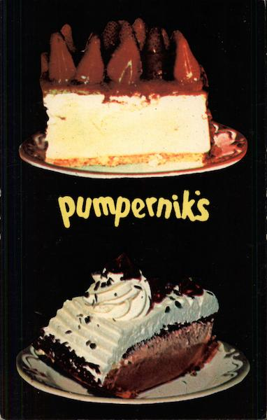 Pumpernik's Restaurant & Bakery Miami Beach Florida