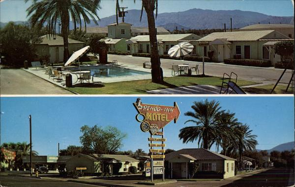 Pengo Inn Motel Indio California