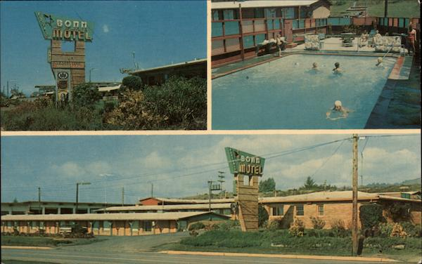 Bonn Motel - Brookings' Finest Oregon