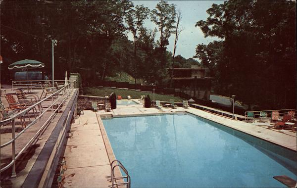 Allenberry Club Pool and Meadow Lodge Boiling Springs Pennsylvania