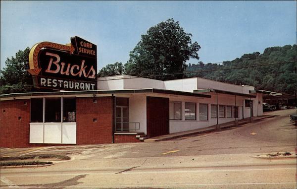 Bucks Restaurant Asheville Nc