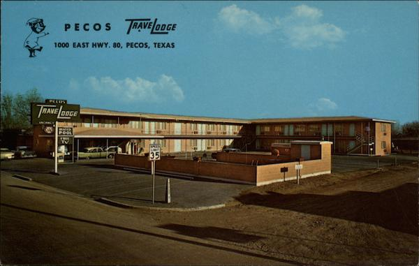 Pecos Travelodge Texas