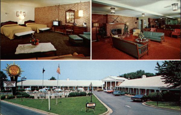 Quality Inn Governor Falls Church Virginia