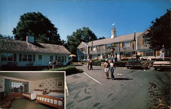 Peg Leg Motel Rockport Massachusetts