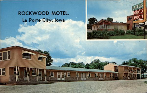 Rockwood motel la porte city ia for La porte city