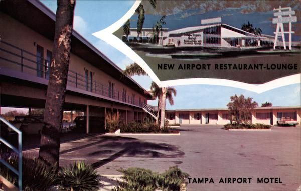 Tampa Airport Motel and Restaurant Florida