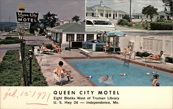Queen City Motel Independence Missouri