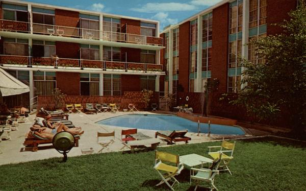 Bel Air West Motor Hotel St Louis Mo