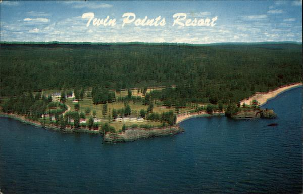 Twin Points Resort Amp Motel Two Harbors Mn