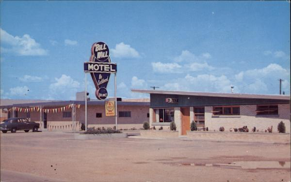 Bill Will Motel And Restaurant South Canton Mississippi