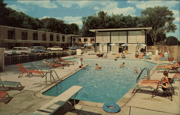 Fairlane Inn Motel Dearborn Michigan