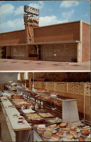 Adair's Triopical Cafeteria Oklahoma City