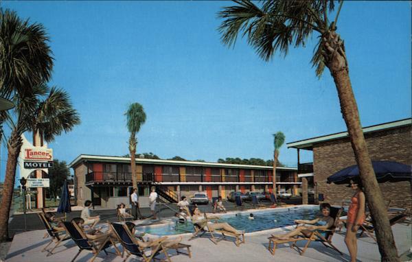Lancer Motel Myrtle Beach South Carolina