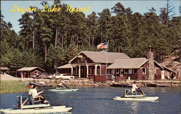 Legion Lake Resort Custer State Park