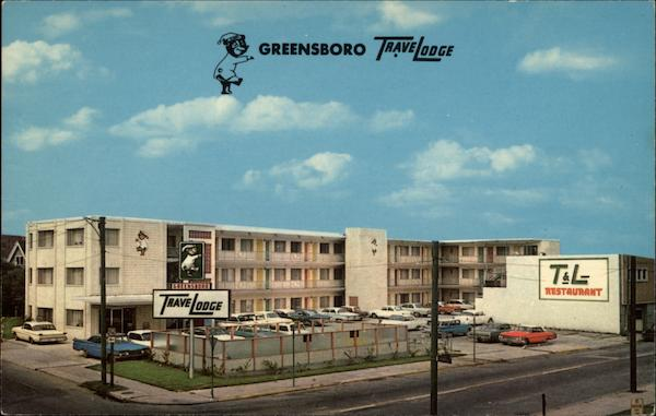 Greensboro TraveLodge North Carolina