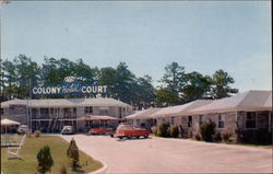 Colony Hotel Courts