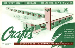 Craft's - Directly on the Ocean - Open the Year 'Round
