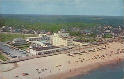 Aerial View of the New Henlopen Hotel & Motor Lodge