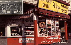 Coney Island's Oldest Candy Shop