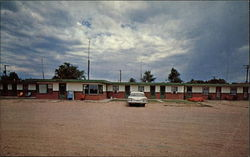 Sunset Motel, On U.S. Hiway 30
