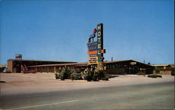 Golden Gate Motel Postcard