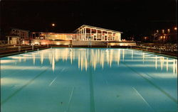 Olympic Pool and Poolarama, Laurels Hotel and Country Club