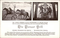 The Pioneer Grill at George Washington Hotel