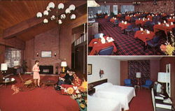 Interstate Inn of Allentown Postcard