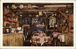 Cape Cod Room - The Drake Postcard