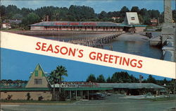 Season's Greetings From River View Resort Motel