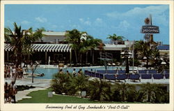 Swimming Pool at Guy Lombardo's Port-O-Call